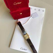 Cartier Must De Cartier Tank Vermeil Cadr 1920 Pm