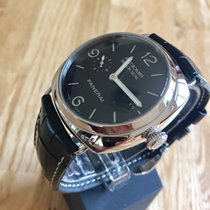 Panerai Radiomir Black Seal 3  days Automatic Open back