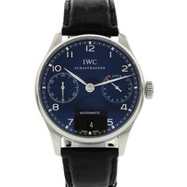 IWC Portuguese Seven Day Power Reserve IW500109