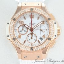 Hublot BIG BANG 41 MM ROSEGOLD 750 DIAMANTEN 341.PE.230.RW.114