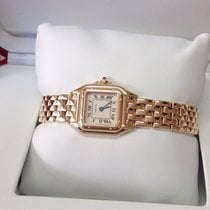 Cartier Panthere W25022B9 - Serviced By Cartier