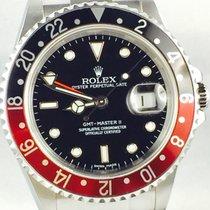 "Rolex GMT Master 2 "" Coke "" Stick Dial Z Serie..."