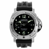 Panerai Luminor Submersible Automatic Acciaio Watch PAM00024...