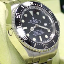 Rolex Sea-dweller Deepsea 16660 Steel Ceramic Bezel Watch...
