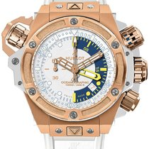 Hublot 732.OE.2180.RW King Power Oceanographic Monaco 1000 in...