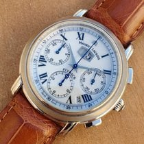 Maurice Lacroix Flyback Automatic Master Piece - Men´s watch