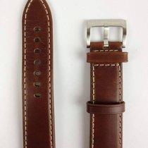 Hamilton Khaki Field Lederband braun 22/20mm H600.705.106