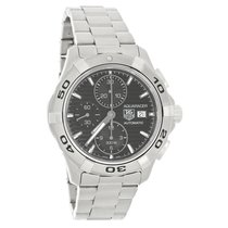 TAG Heuer Aquaracer Mens Chronograph Swiss Watch CAP2110.BA0833