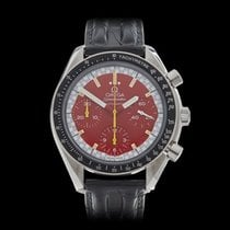 Omega Speedmaster Michael Schumacher Stainless Steel Gents...