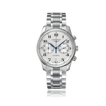 Longines Master Stainless Steel Automatic Ladies Watch L26294786