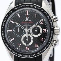 Omega Speedmaster Legend Michael Schumacher Watch 321.32.44.50...