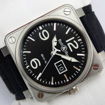 Bell & Ross BR 01-96 Big Date Automatic 46 mm - Box &...