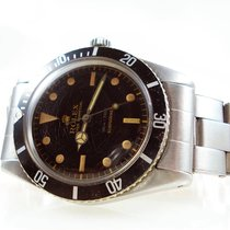 Rolex Submariner 5508 TROPICAL Dial 1959 TOP