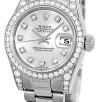 "Rolex Diamond ""President Datejust""."