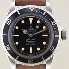 Tudor Submariner 7928 pointed underline full set