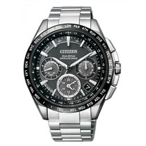 Citizen Elegant Eco Drive Satellite Wave CC9015-54E