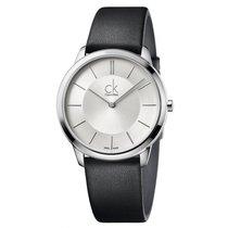 ck Calvin Klein minimal Uhr 35mm K3M221C6