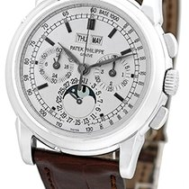 Patek Philippe Rare & Collectible Gent's 18K White...