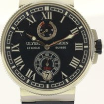 Ulysse Nardin Marine Chronometer Manufacture - NEW - with B + P