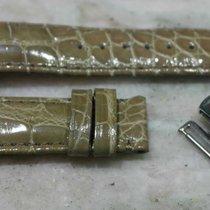 Van Der Bauwede leather strap light brown  mm18 original steel...