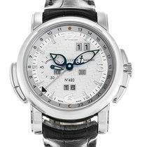 Ulysse Nardin Watch GMT Perpetual 329-60