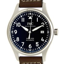 IWC Pilots Stainless Steel Blue Automatic IW327004