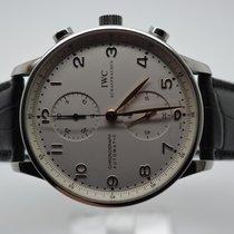 IWC Portugieser Portuguese Chronograph Automatik - Boris Becker