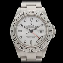Rolex Explorer II Polar Stainless Steel Gents 16570 - W3733