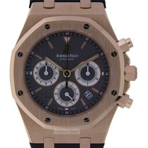 Audemars Piguet Royal Oak Chronograph Rosegold Service Made
