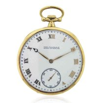 Patek Philippe 18k  Gold Pocket Watch