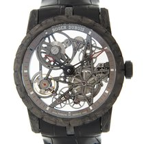 Roger Dubuis Excalibur Titanium Black Automatic DBEX0508