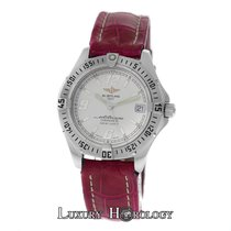 Breitling Ladies Mid-Size Breitling Colt Oceane A57350 Steel 34MM