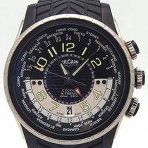 Vulcain Cricket X-treme World Time Alarm 161925.165rf On...