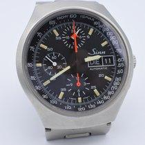 Sinn Vintage chronograph Lemania  5100 military style