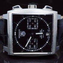 TAG Heuer Monaco Calibre 12 Chronograph, Steel, Boxed