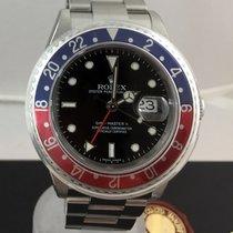Rolex GMT 16710 M-Serie Stick Dial Cal. 3186 NEU und ungetrage...