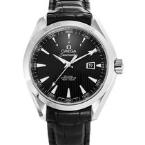 Omega Watch Aqua Terra 150m Ladies 231.13.34.20.01.001
