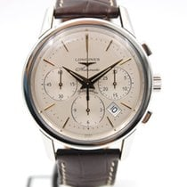 Longines Heritage Flagship Chronograph New