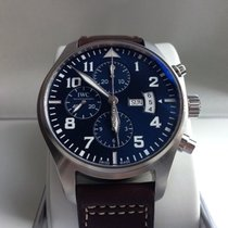 IWC Fliegeruhr Chrono Le Petit Prince Limited Edition IW377706