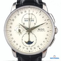 Mido Baroncelli Moonphase M8607.4.M1.4