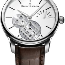 Maurice Lacroix Masterpiece Square Wheel White