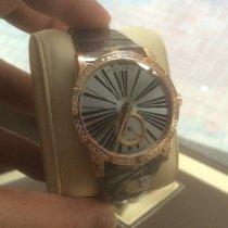 Roger Dubuis Excalibur 36 Ladies Rose Gold