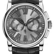 Roger Dubuis Hommage - NEW - with B + P Listprice € 47.700,-