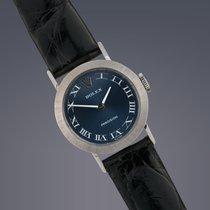 Rolex Ladies 18ct white gold Precision manual watch