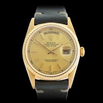 Ρολεξ (Rolex) Day-Date 18k Yellow Gold Gents 18238