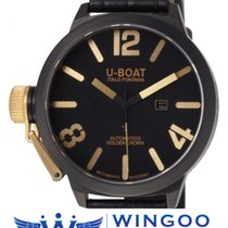 优宝 (U-Boat) CLASSICO 53 GOLDEN CROWN 18 K Ref. U-1215
