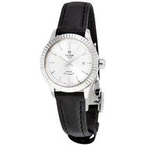 Τούντορ (Tudor) Style Automatic Silver Dial Ladies Watch...