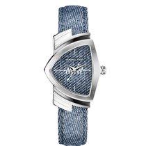 Hamilton Men's H24211941 Ventura S&L Quartz Slim Watch