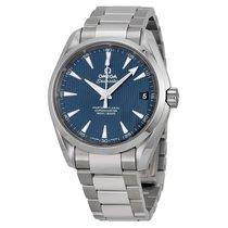 Omega Aqua Terra Blue Dial Automatic Mens Watch 231.10.39.21.0...