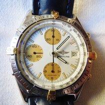 Breitling chronomat cronografo ref. 81950 automatico acciaio e...